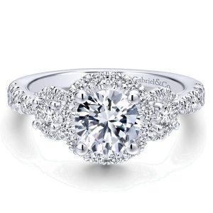 Gabriel-Liana-14k-White-Gold-Round-3-Stones-Halo-Engagement-Ring-ER12770R4W44JJ-1